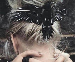 braided, hairgoals, and bun image