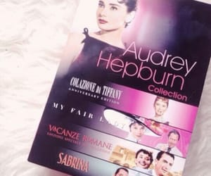 audrey hepburn, vintage, and girly image