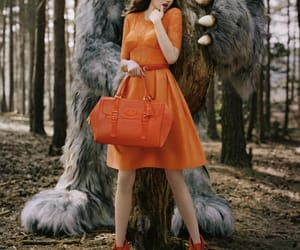 tim walker, where the wild things are, and lindsey wixson image