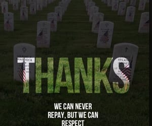 holiday, thanks, and memorial day image