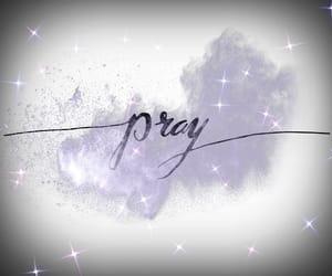 jesus christ, power, and prayer image