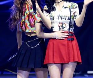 kpop, kim jisoo, and rose image