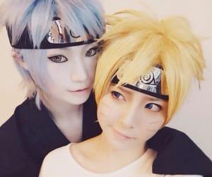boruto, cosplay, and naruto image