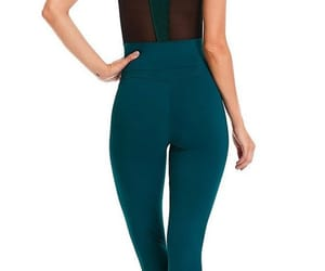 brazilian workout clothes, butt scrunch leggings, and push up leggings image