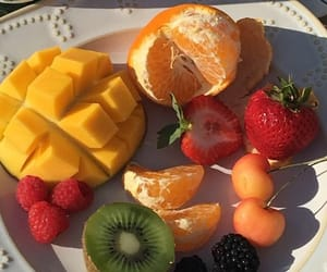 fruit, aesthetic, and food image