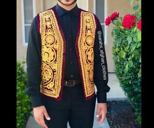 afghan, turkmen, and Turkish image