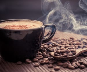 coffe, image, and grain image