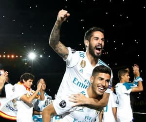 real madrid and isco image