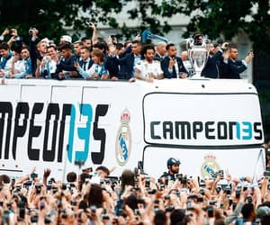 real madrid and fútbol image