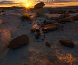 arizona, sky, and sun image