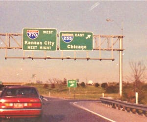 1990, highways, and Missouri image