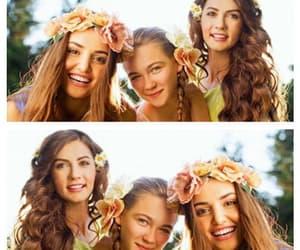 series, güneşin kızları dizisi, and savnaz image