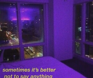 purple and quote image