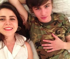 miles heizer, mae whitman, and parenthood image