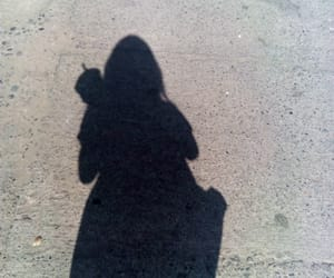 ulzzang, ulzzang girl, and ulzzang shadow image
