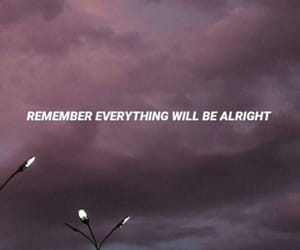 quotes, sky, and wallpaper image