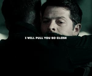 dean winchester, edit, and otp image