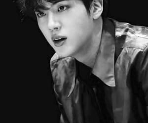 black and white, kpop, and bts edit image