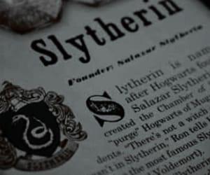 dark, harrypotter, and hogwarts image