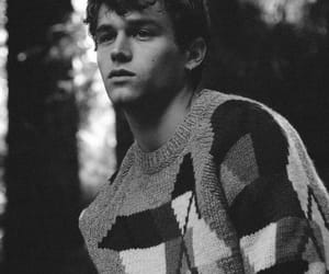 brandon flynn, actor, and justin foley image