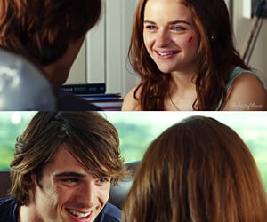 joey king, the kissing booth, and jacob elordi image