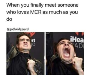 funny, meme, and my chemical romance image