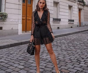 delicate, outfit, and camila coelho image