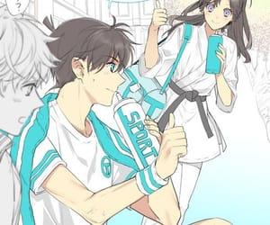 anime, manga, and school image