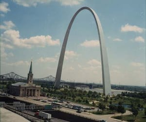 arch, expansion, and Missouri image