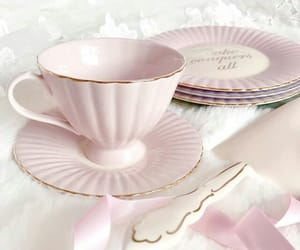 chic, pastel, and pink image