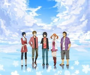 anime, kawaii, and anime sad image