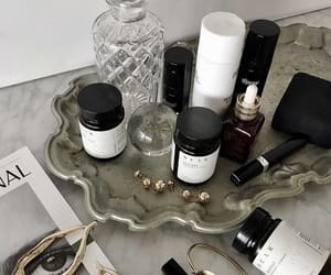 beauty, interior, and makeup image