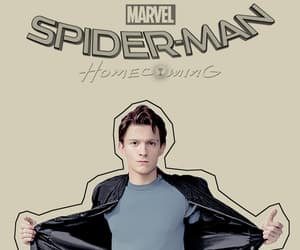 homecoming, spider man, and peter parker image