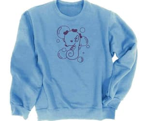 etsy, seahorse shirt, and cute sweatshirt image