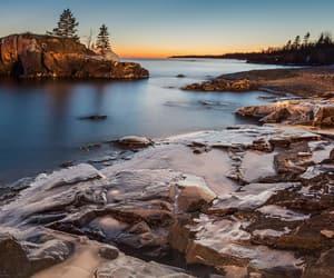 beautiful, canada, and lake superior image