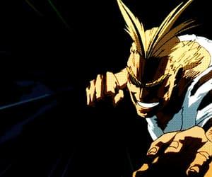 anime, badass, and gif image