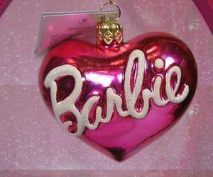 barbie, pink, and christmas image