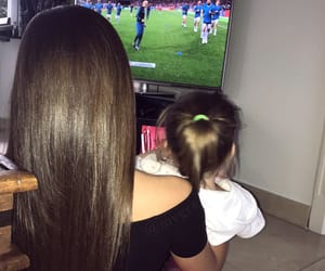 family, football, and goals image