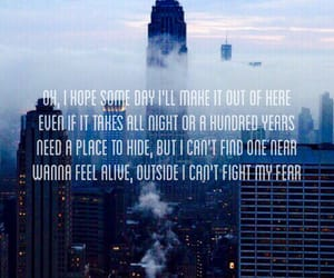 billie, blue, and quotes image
