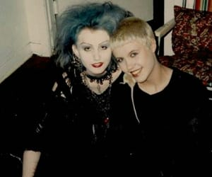 80's, gothic girls, and trad goth image