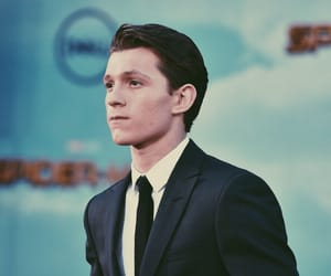 celebrity and tom holland image