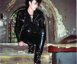 80's, goth, and trad goth image