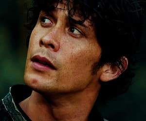 gif, bellamy blake, and handsome image