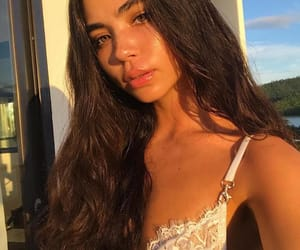 girl, icon, and golden hour image
