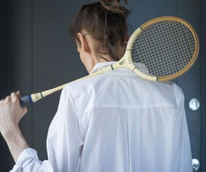 etsy, tennis racket, and tennis racquet image