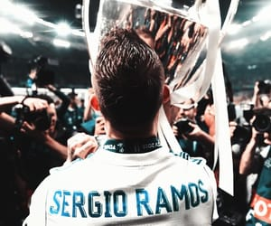 football, real madrid, and champions league image