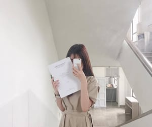 aesthetic, ulzzang, and girl image