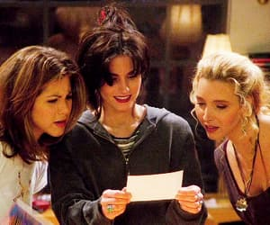 90s, courtney cox, and girls image