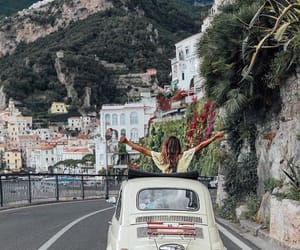 car, travel, and traveling image