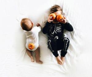 baby, child, and Halloween image